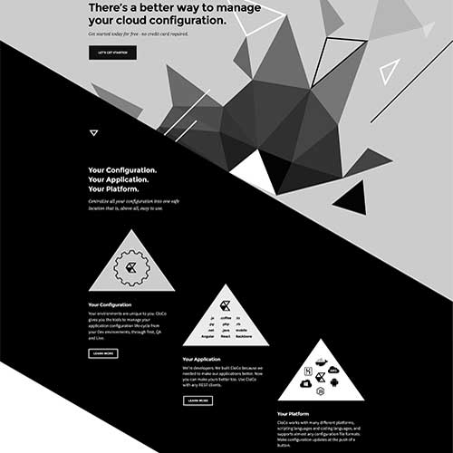 Дизайн асимметрия